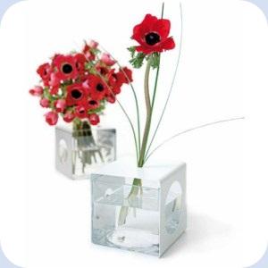 vase modulable blanc boutique. Black Bedroom Furniture Sets. Home Design Ideas
